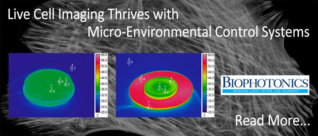 Live Cell imaging Biophotonics